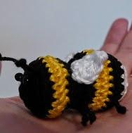 http://www.ravelry.com/patterns/library/hummel-bumblebee-amigurumi