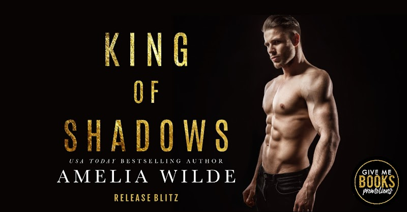 Release blitz + Review: King of Shadows by Amelia WIlde
