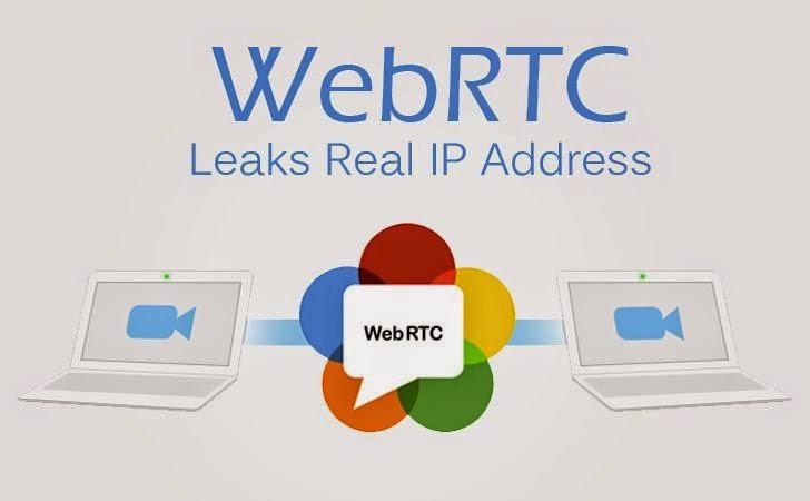 WebRTC Vulnerability leaks Real IP Address of VPN Users