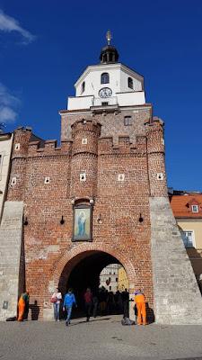 La Puerta de Cracovia