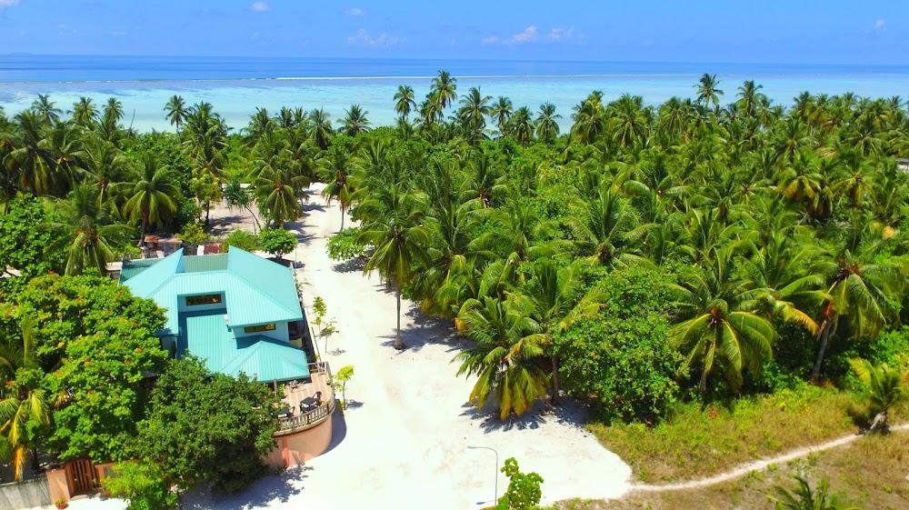 Cennik pokoi na wyspie F. Nilandhoo - Malediwy