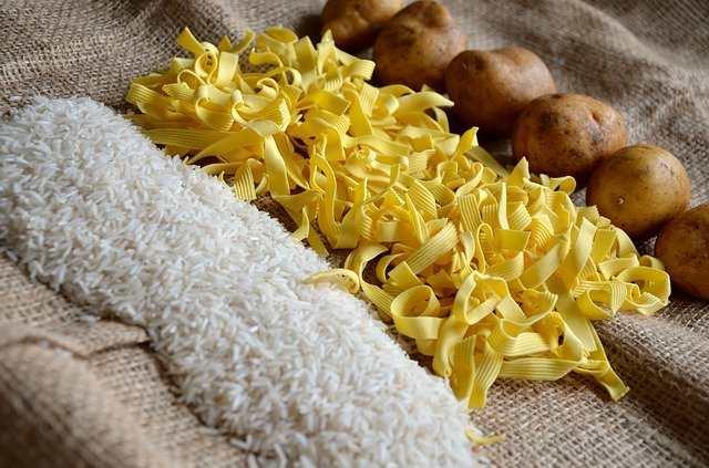 الفرق بين البطاطس والارز في الرجيم
