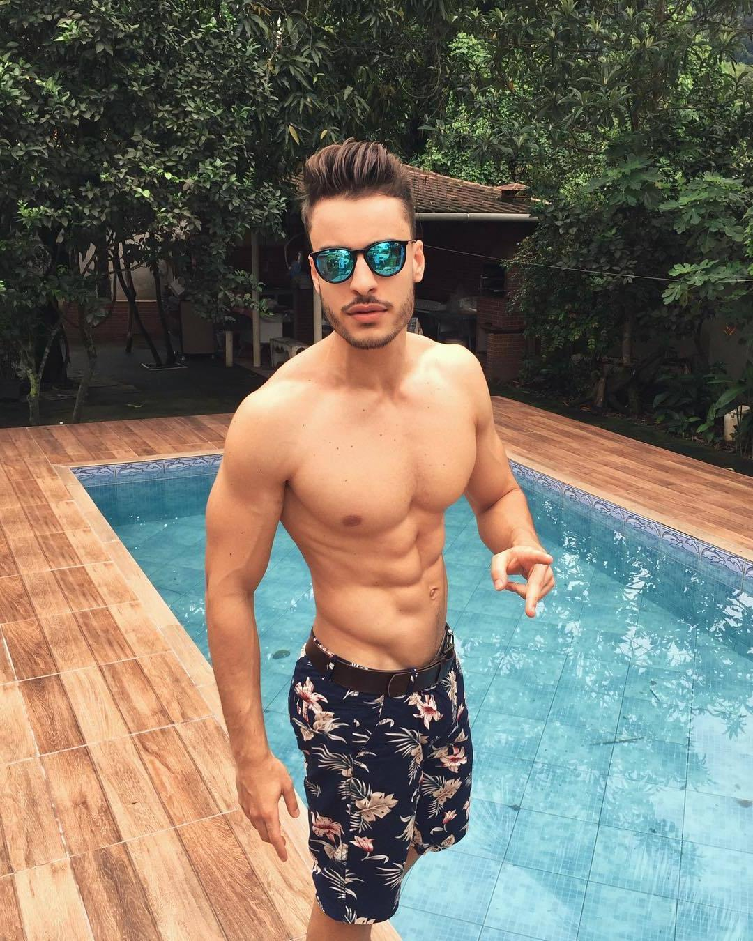 sexy-turkish-guys-shirtless-fit-muscular-body-abs-pecs-sunglasses-pool