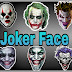 Joker Face PNG - Joker Face, Joker PNG Image Transparent Free Download