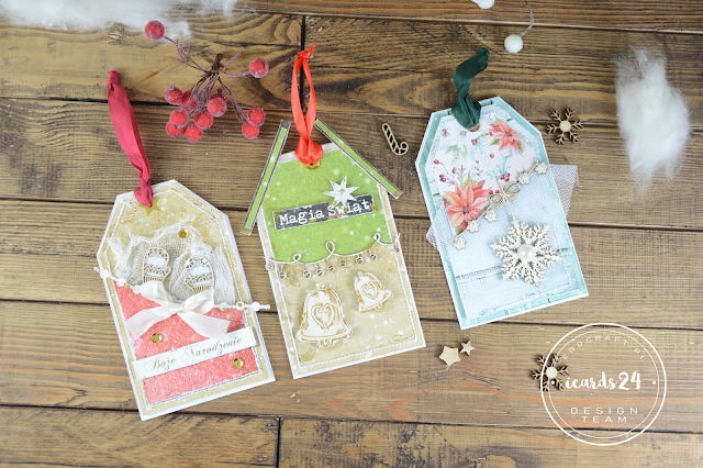 Trzy świąteczne tagi