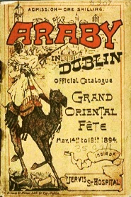 The short story Araby by James Joyce is taken from his collection of stories Dubliners. This story describes about a boy and his fascination for a girl, who is known as Mangan's sister in the story.