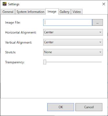 AwesomeWallapers cho phép bạn hiển thị hình ảnh và video trên hình nền máy tính