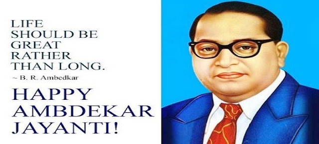 Dr Ambedkar Jayanti  hindi status