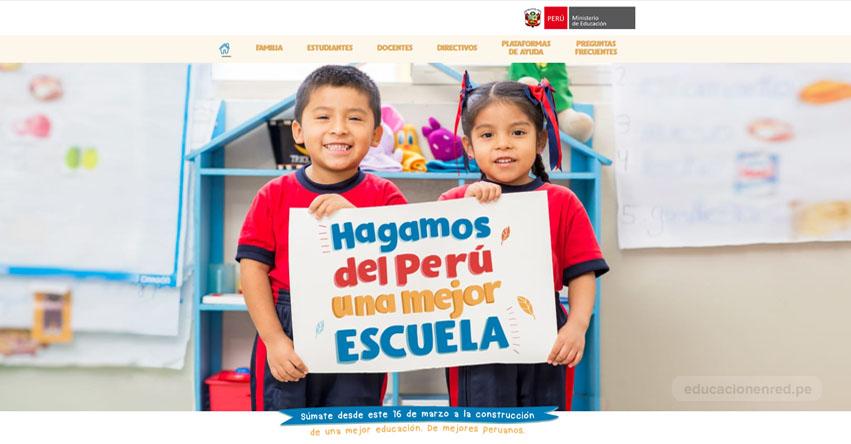 MINEDU descartó suspensión de clases escolares por primer caso de Coronavirus en Perú