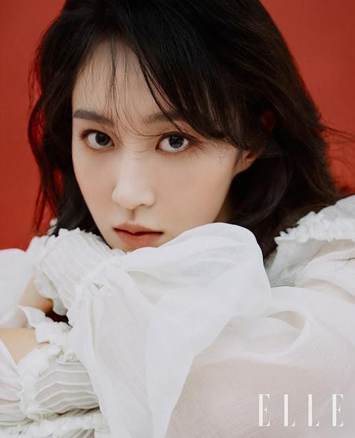 SNSD Yuri Elle December