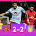 Manchester United 2 - 2 Aston Villa (English Premier League) 19/20 | Watch And Download Highlight