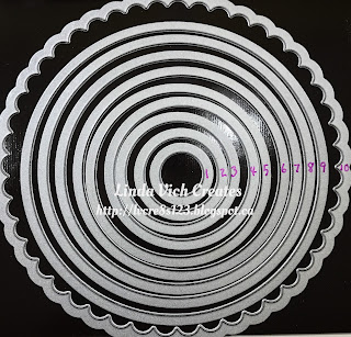 Linda Vich Creates: Retired Circles Collection Framelits