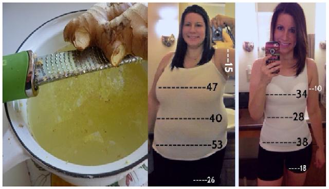 Diet Jahe Janjikan Turun 1 kg Dalam Seminggu, Bagaimana Caranya? Yuk Kita Intip Resepnya Berikut Ini ...