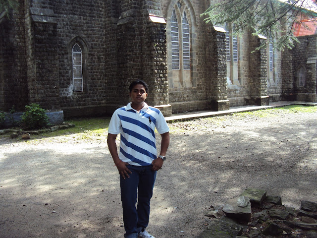 church in mcleodganj