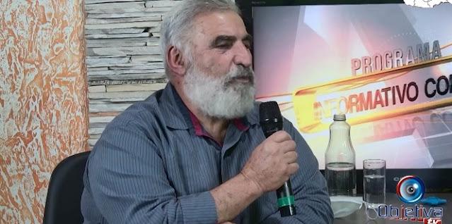 Prefeito de Iretama, Same Saab, participa do Informativo Comcam e fala sobre casas populares