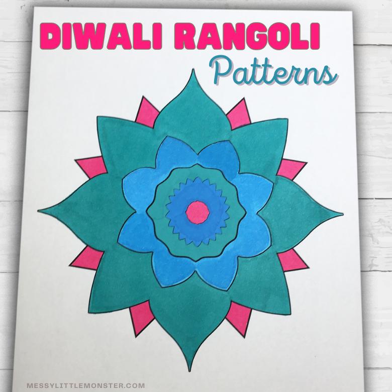 Diwali Rangoli Patterns