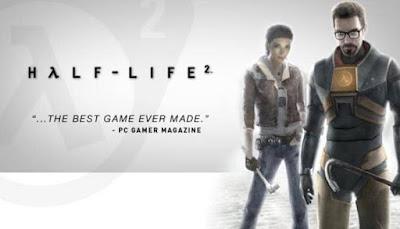 لعبة Half Life 2 للكمبيوتر