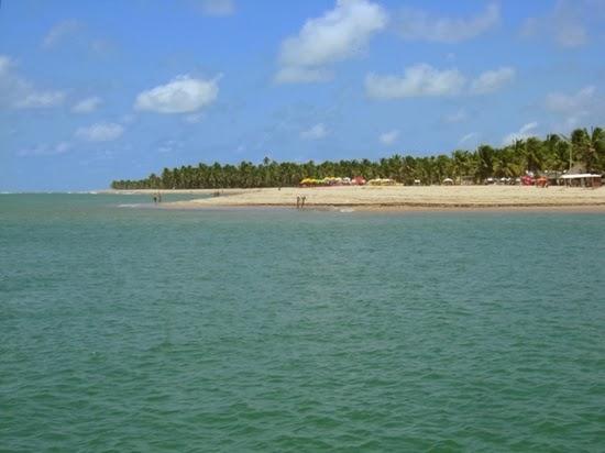 Praia do Gunga, Alagoas, Brasil