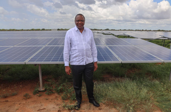 SOLAR ENERGY: THE FUTURE OF KENYA