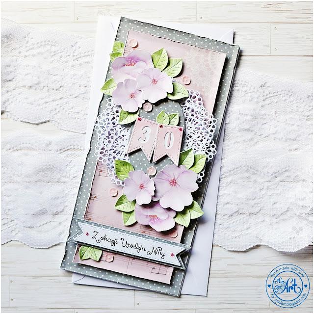 Urodzinowa kartka / Birthday card