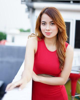 Puteri Parawisata Indonesia  Olivia Monica Taruna
