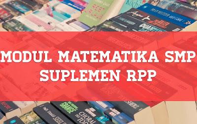 Modul PDF Matematika SMP Pegud.com