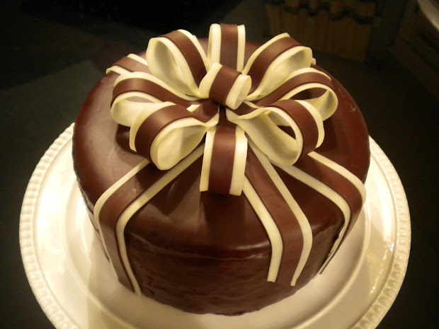 Step Gourmet Spiced Chocolate Torte Wrapped In