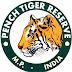 भोपाल - पेंच टाइगर रिजर्व पहुँचे 88 हजार 683 पर्यटक,  लगातार बढ़ रही पर्यटकों की संख्या