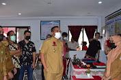 Hadiri Lomba Evaluasi di Kelurahan Pinaesaan , Wawali RS Ingatkan Komitmen dalam Melayani Masyarakat