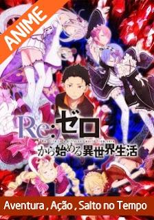 Assistir Re: Zero Kara Hajimeru Isekai Seikatsu Online