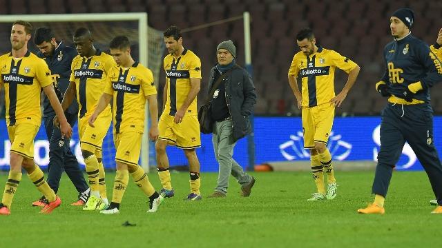 Se acabó la agonía: el Parma desaparece