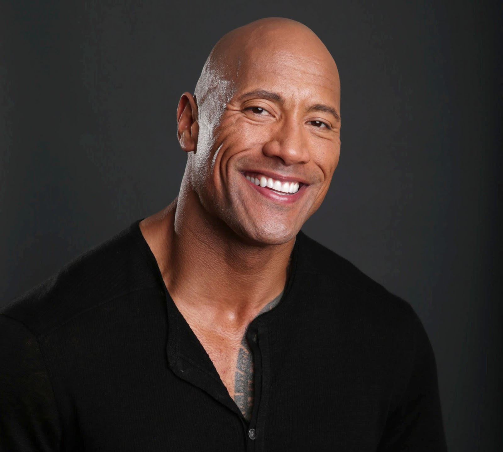 Dwayne Johnson WWE Champion And Hollywood Actro Hd