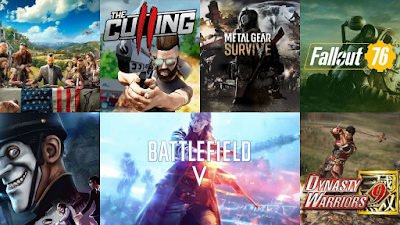 تعرف على الألعاب الأكثر مبيعًا فى 2018 على موقع ستيم Steam