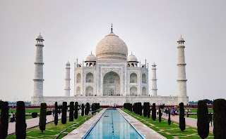 Wonder of India Agra
