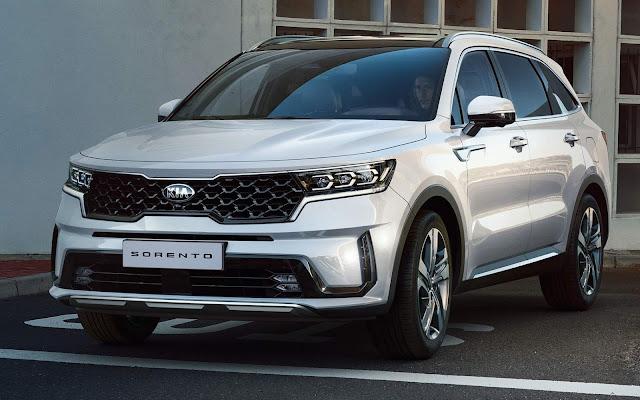 Novo Kia Sorento 2021 Eco Hybrid