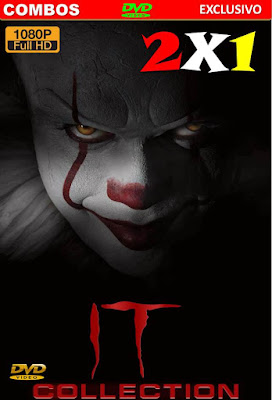 It (Eso) Collection 2X1 DVD HD LATINO 5.1 + FORZADOS