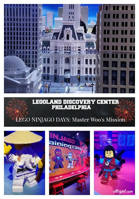 LEGOLAND Discovery Center Philadelphia, LEGO Events