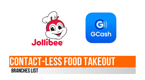 LIST: Jollibee branches that accept GCash credits