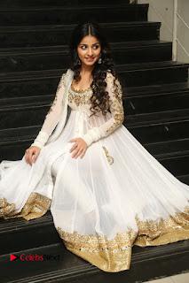 Telugu Actress Mahima Makwana Stills in White Desginer Dress at Venkatapuram Movie Logo Launch  0181.JPG