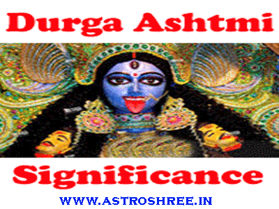 ashtmi of navratri importance in astrology