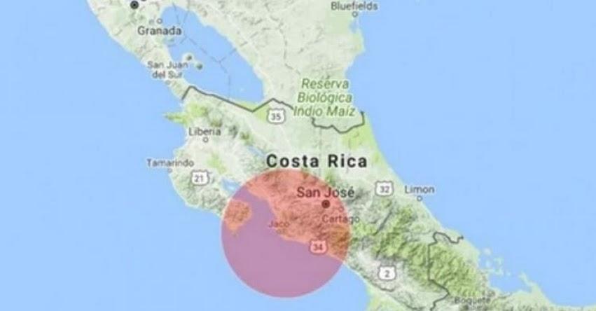 Sismo en Costa Rica de Magnitud 5.7 (Hoy Miércoles 29 Agosto 2018) Alerta de Tsunami - Terremoto Temblor EPICENTRO - Puntarenas - San José - Panamá - RSN - www.rsn.ucr.ac.cr
