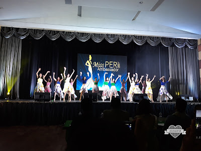 July 18 your fren covered a beauty pageant, the search for Miss  Peri Ambassador 2017 held in Amoranto Theatre, Quezon City!