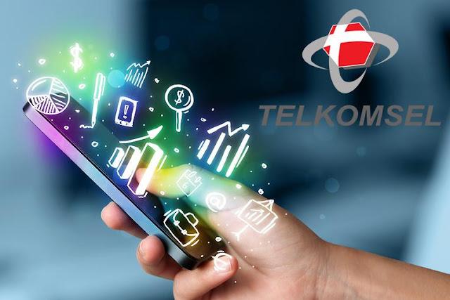 Promo Paket Unlimited Telkomsel 6000 Khusus 4G