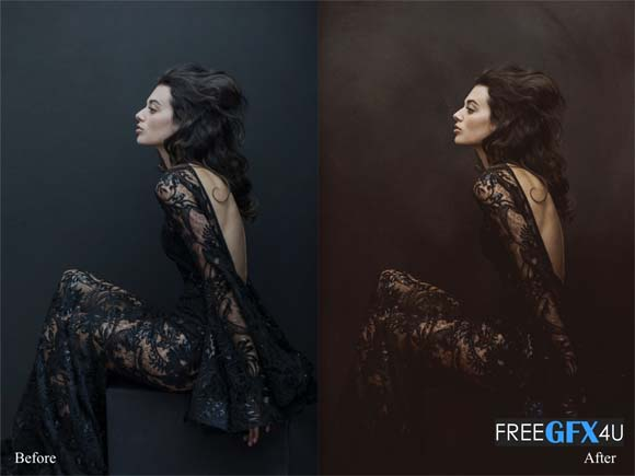 Best Color Backdrops Photo Overlay