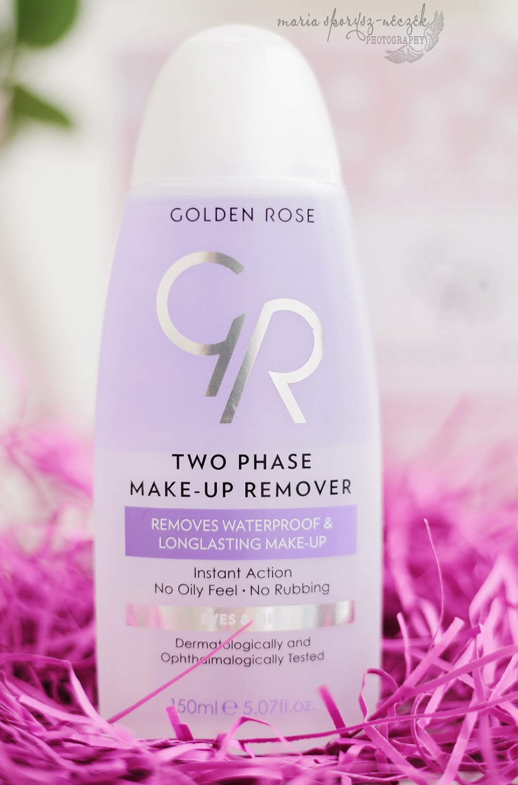 wo Phase Make-Up Remover