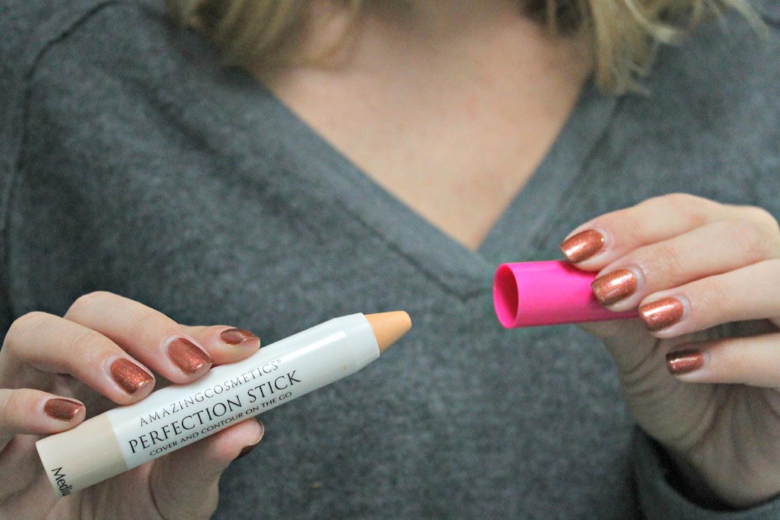 amazing cosmetics perfection stick