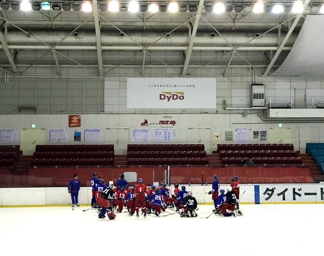 hockey community