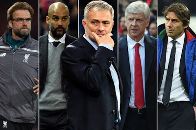 epl managers