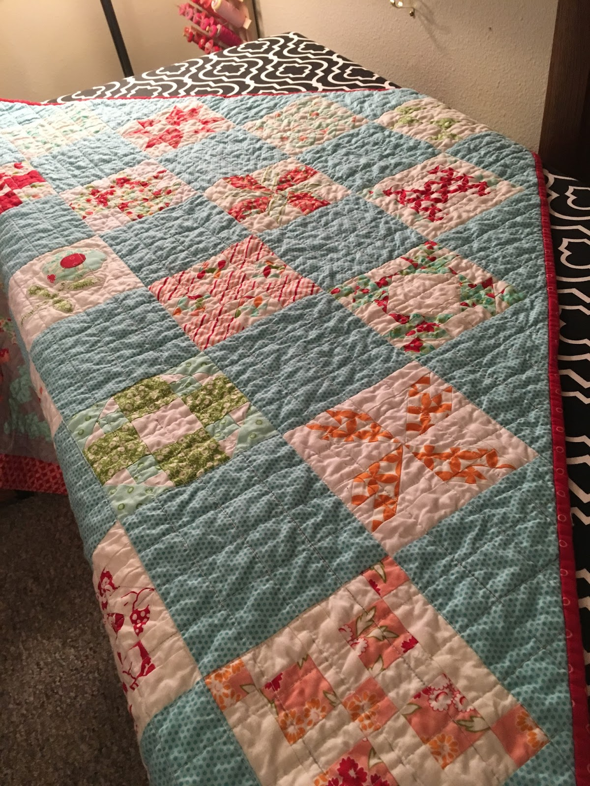Tanya Quilts In Co First Finishes Of 2017 Amp Fnwf
