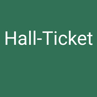 HSC Science Practical Exam Useful Hall Ticket 2021 Download